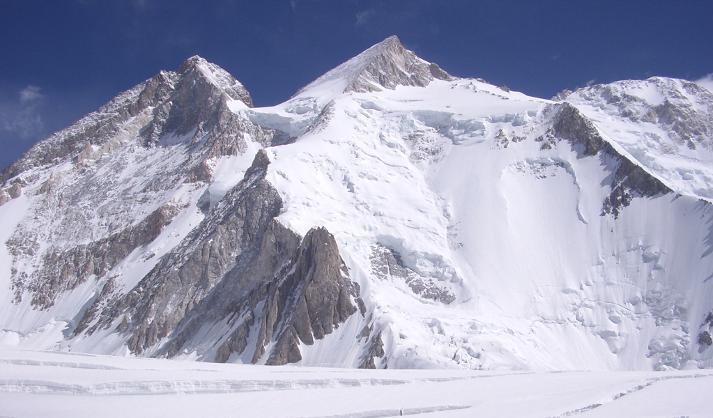 Gasherbrum II (K4), Pakistan