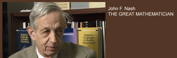 evaluating the condition of john nash essay The work of john nash in game theorynobel seminar  when john nash published his basic papers on 'equilibrium points in n epistemic conditions /or nash.
