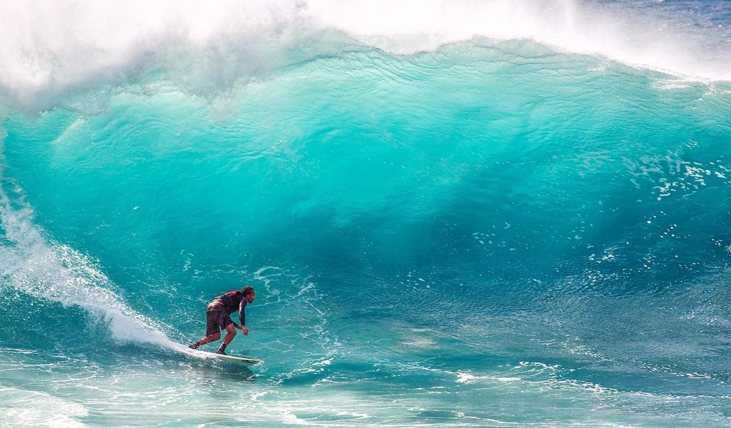 Big Wave Surfing Most Dangerous Sports