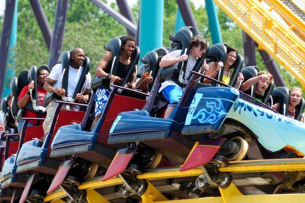 Scariest Thrill Rides