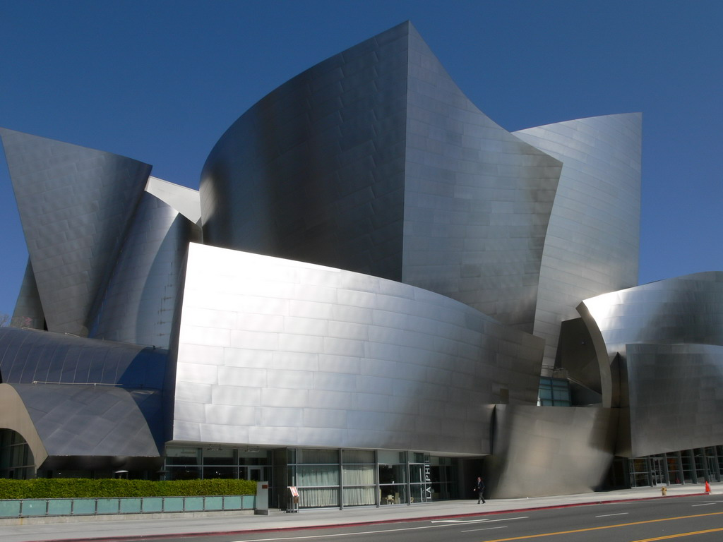 Come fly to los angeles for Los angeles architecture