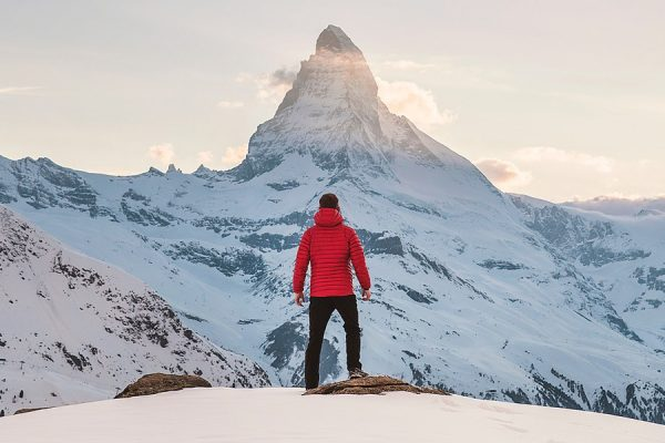 High Altitude Climbing