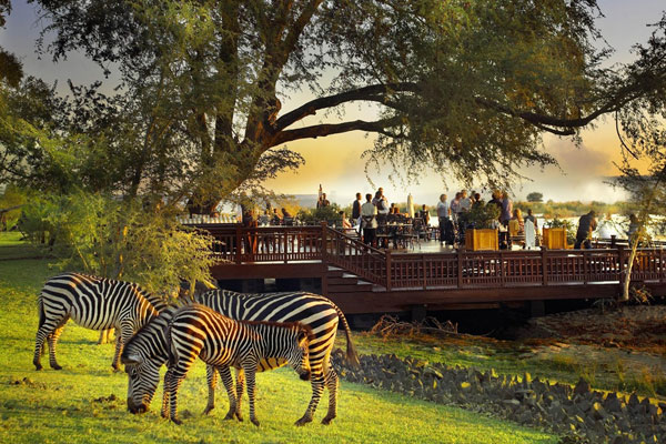 The Royal Livingstone Victoria Falls, Zambia