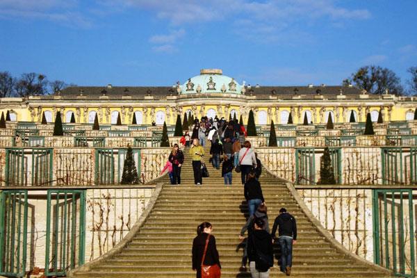 Sanssouci-Castle