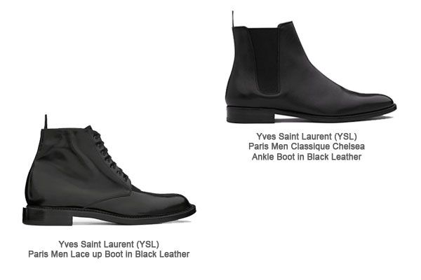 YSL-Boots