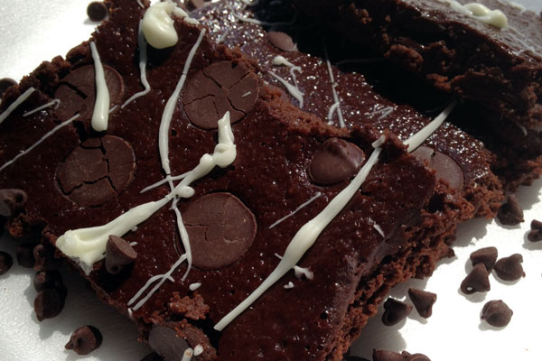 dark-chocolate-brownies