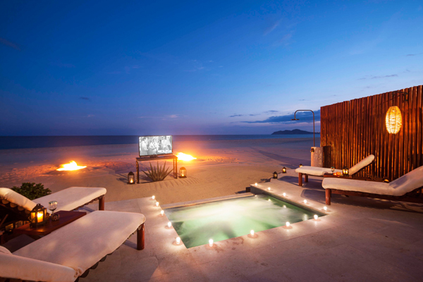 Most Secluded Beach Resorts