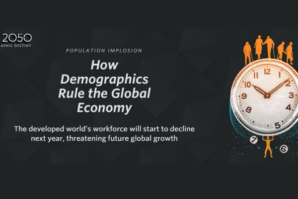 Demographics Rules The Global Economy