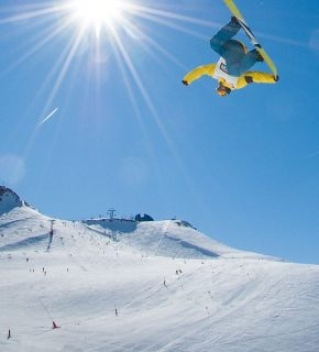 best Skiing in Europe