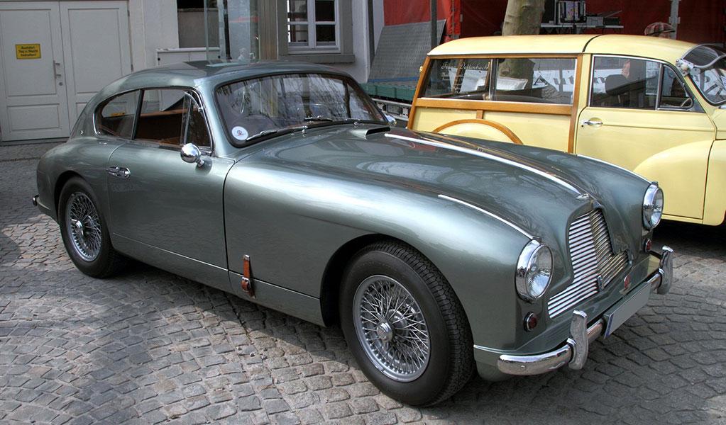 1953 Aston Martin DB2