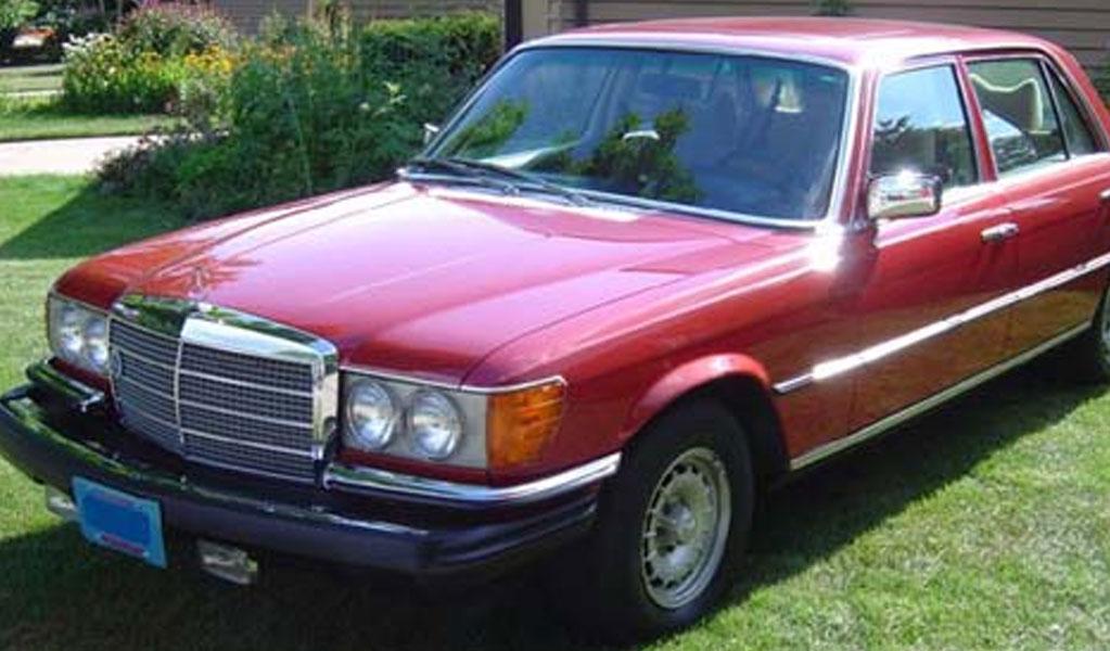 1975 Mercedes Benz 450