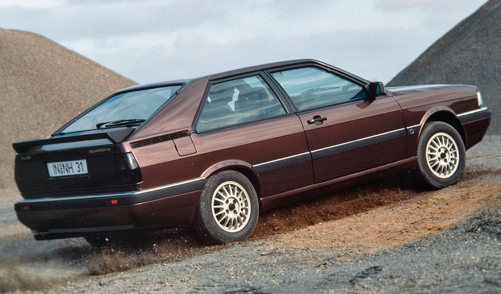 Audi Quattro Coupe (1981-1992)