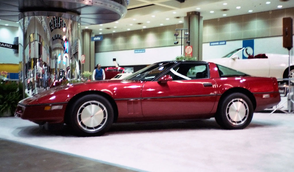 Chevrolet Corvette (1984-1996)