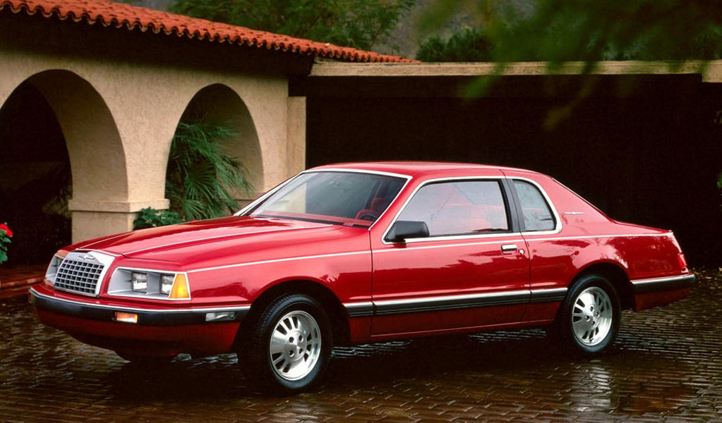 Ford Thunderbird (1983-1988)