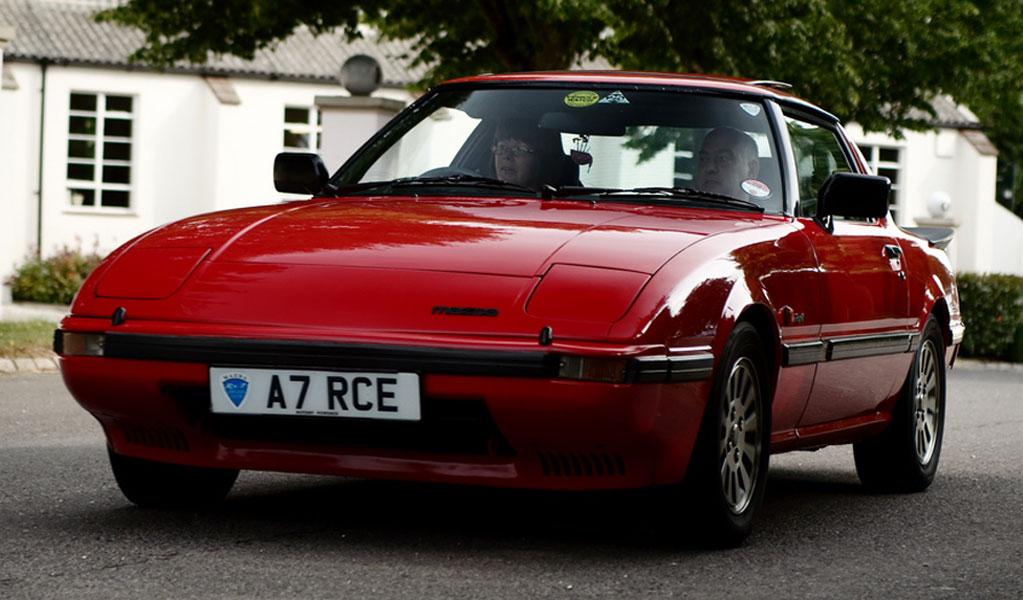 Mazda RX-7 (1986-1992)