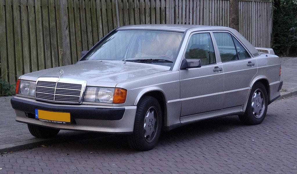 Mercedes Benz 190E (1984-1993)
