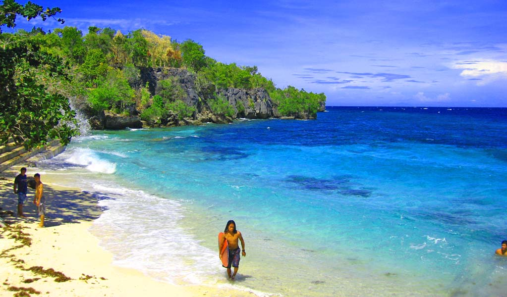 Salagdoong Beach, Philippines