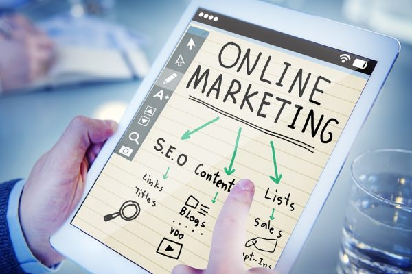 E-commerce Website marketing