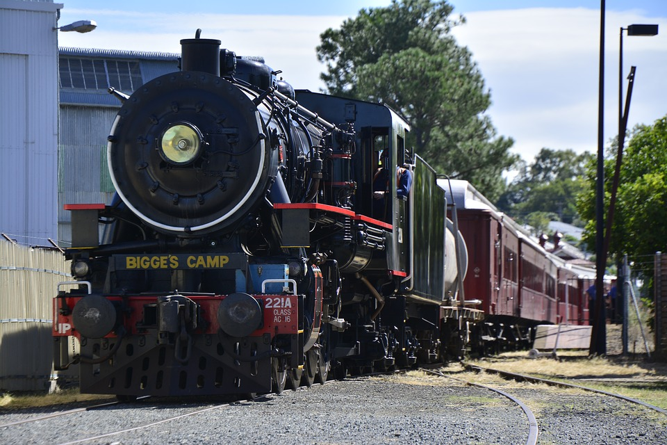 last steam locomotive built in Australia
