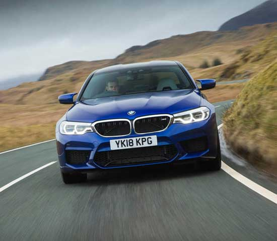 BMW M5 Driving Experience