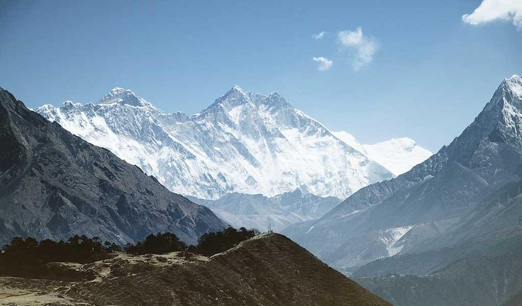 Climb Mount Everest