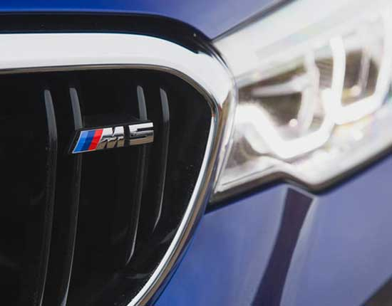 What's new in BMW M5