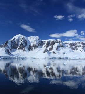 Travel to Antarctica for adventure