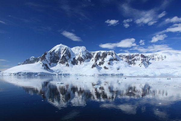 Travel to Antarctica for adventure