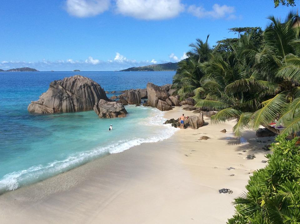 islands of the Seychelles archipelago