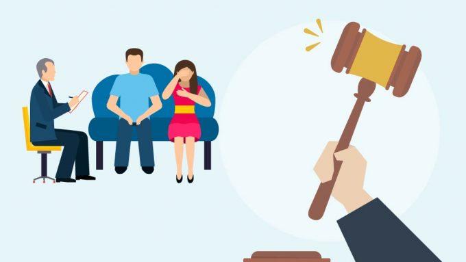 Divorce: Ending of life Partnership